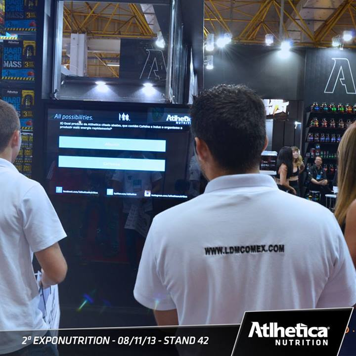 Atlhetica Nutrition - ExpoNutrition 2013 - Foto 6