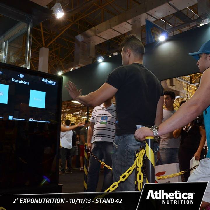 Atlhetica Nutrition - ExpoNutrition 2013 - Foto 10