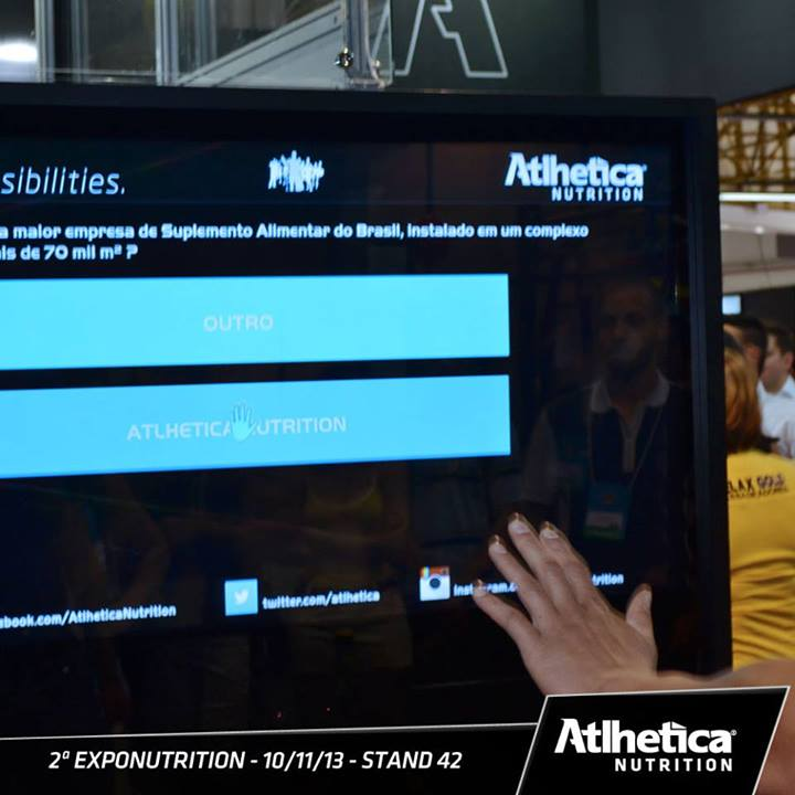 Atlhetica Nutrition - ExpoNutrition 2013 - Foto 11
