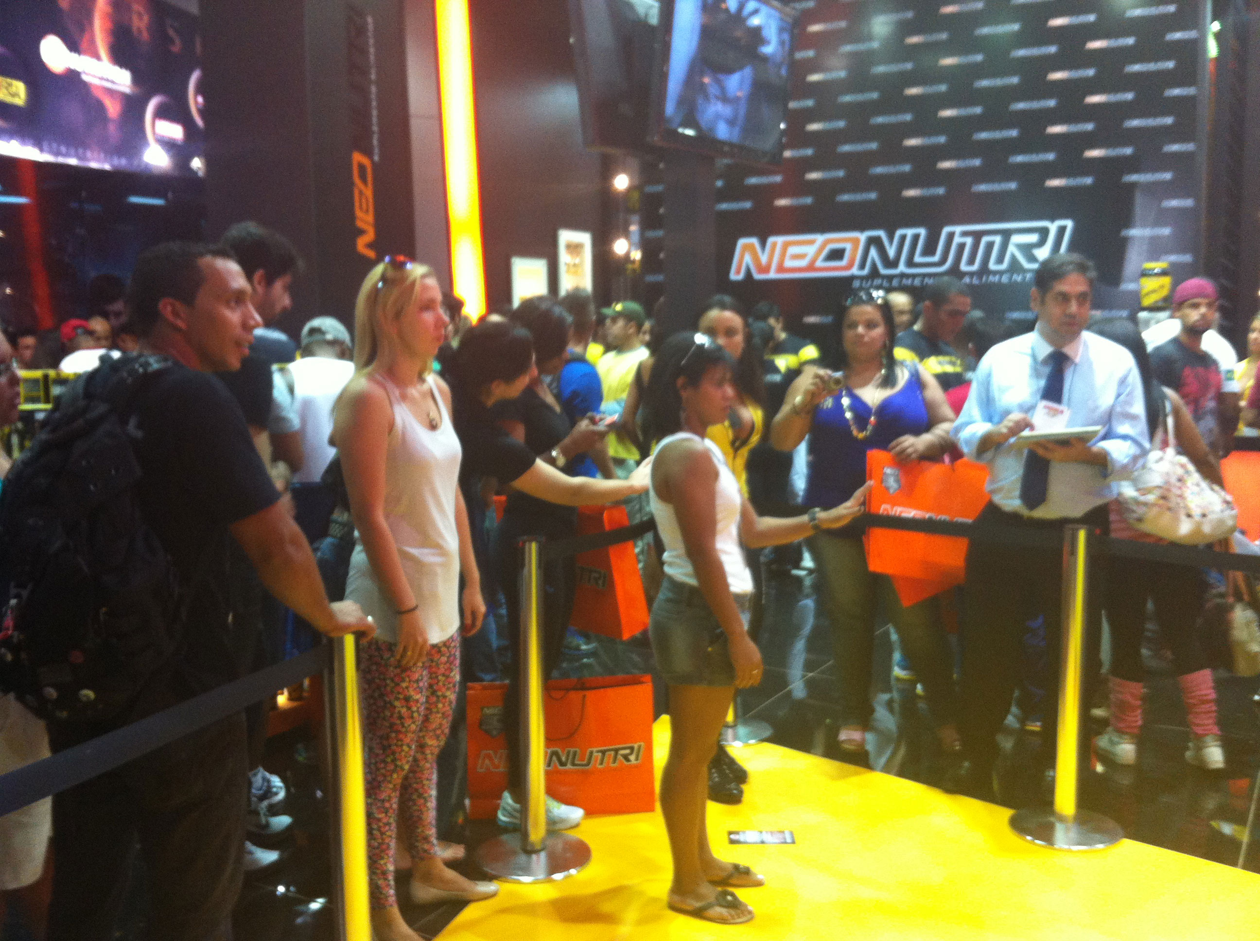 Stand NeoNutri Arnold Classic Brazil - Foto 3