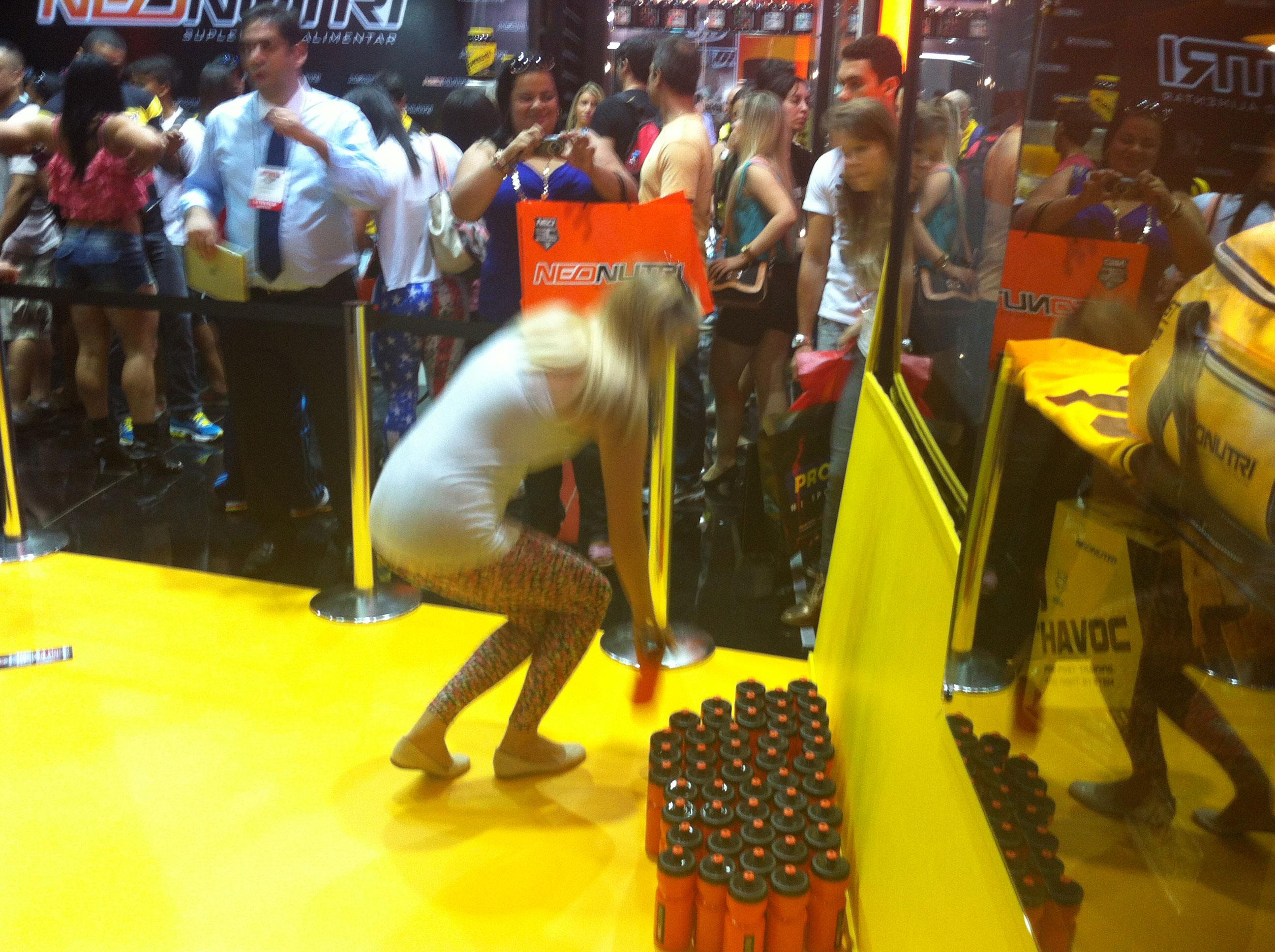 Stand NeoNutri Arnold Classic Brazil - Foto 8