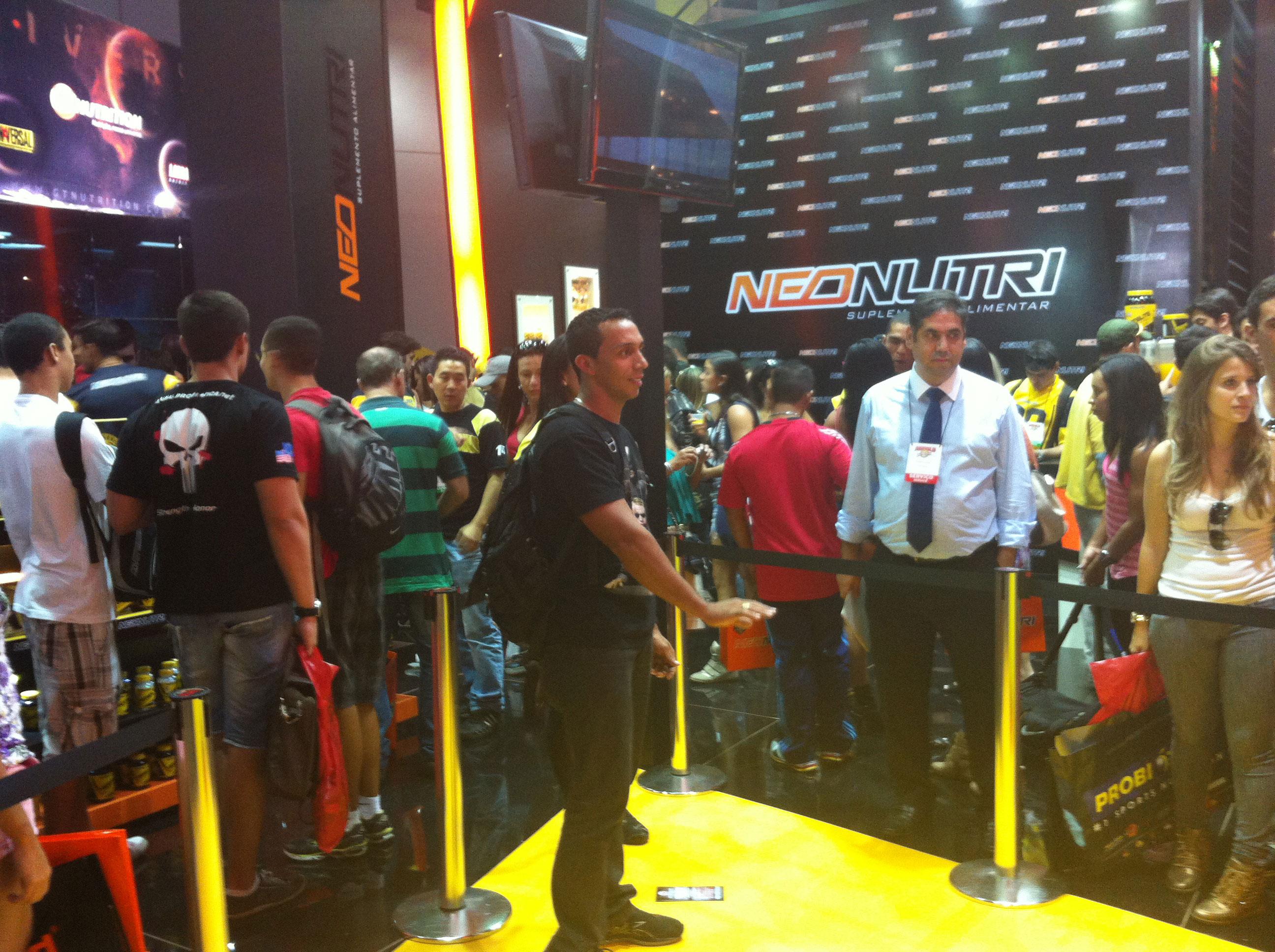 Stand NeoNutri Arnold Classic Brazil - Foto 9