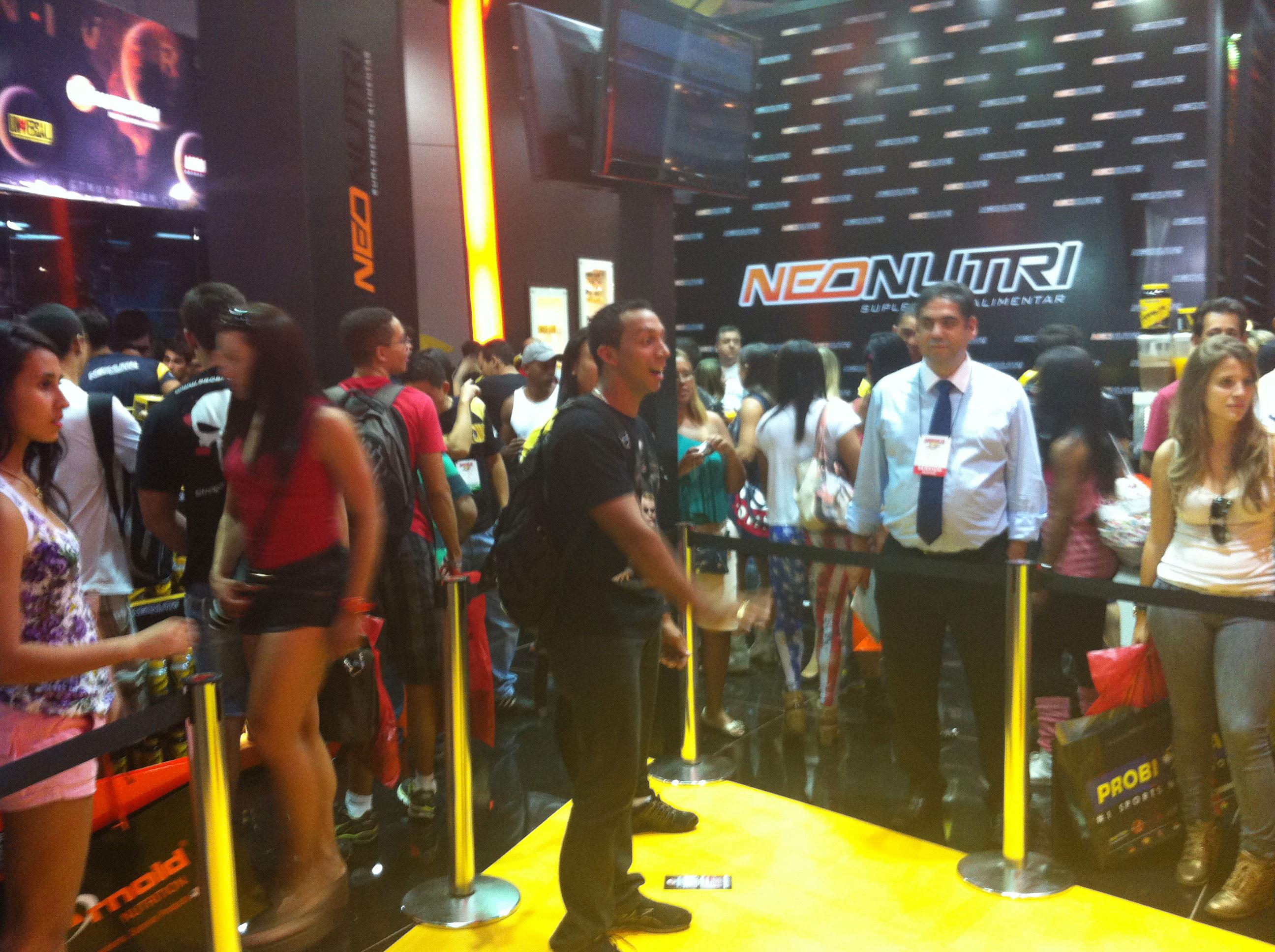 Stand NeoNutri Arnold Classic Brazil - Foto 10