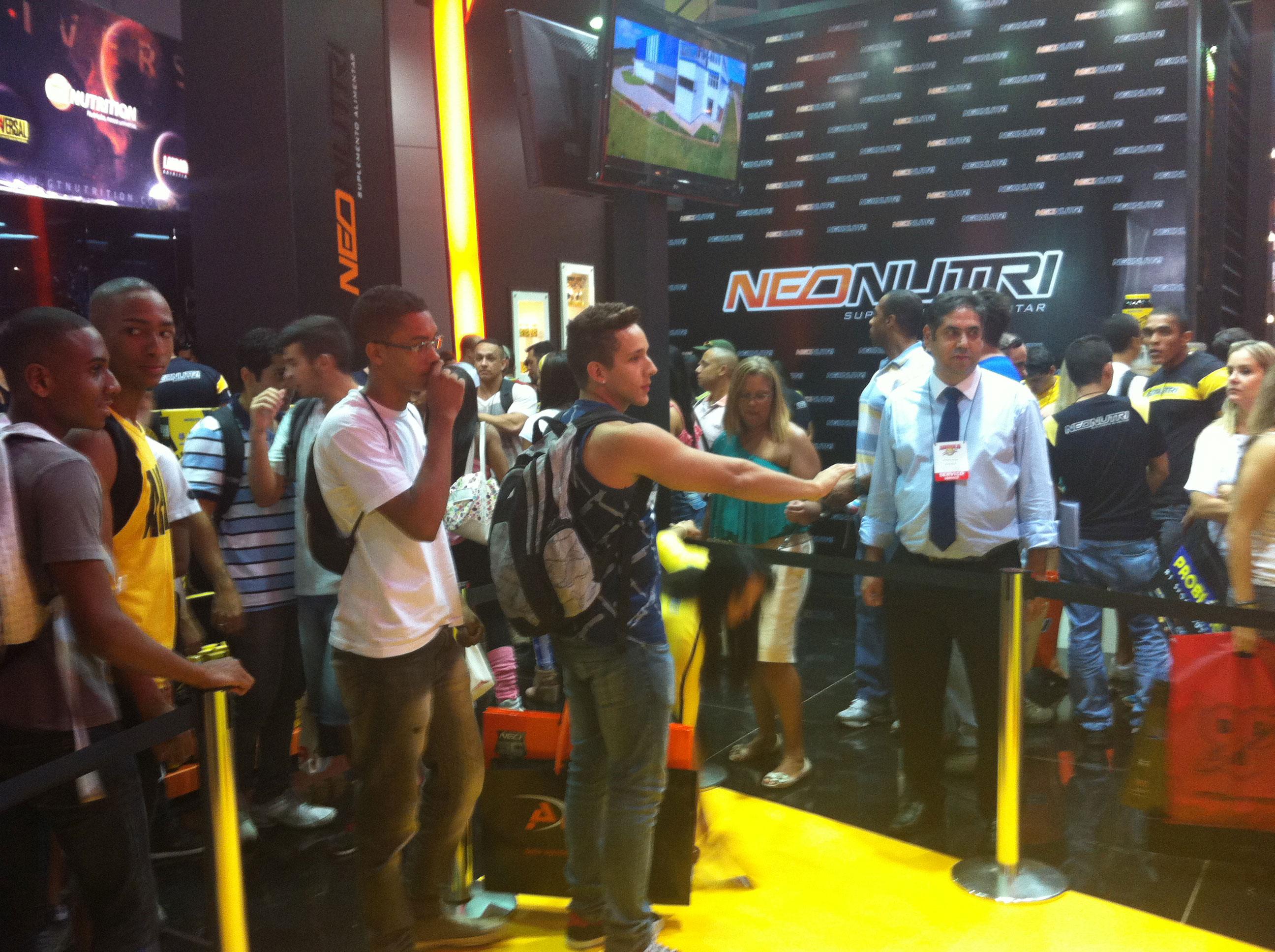 Stand NeoNutri Arnold Classic Brazil - Foto 11