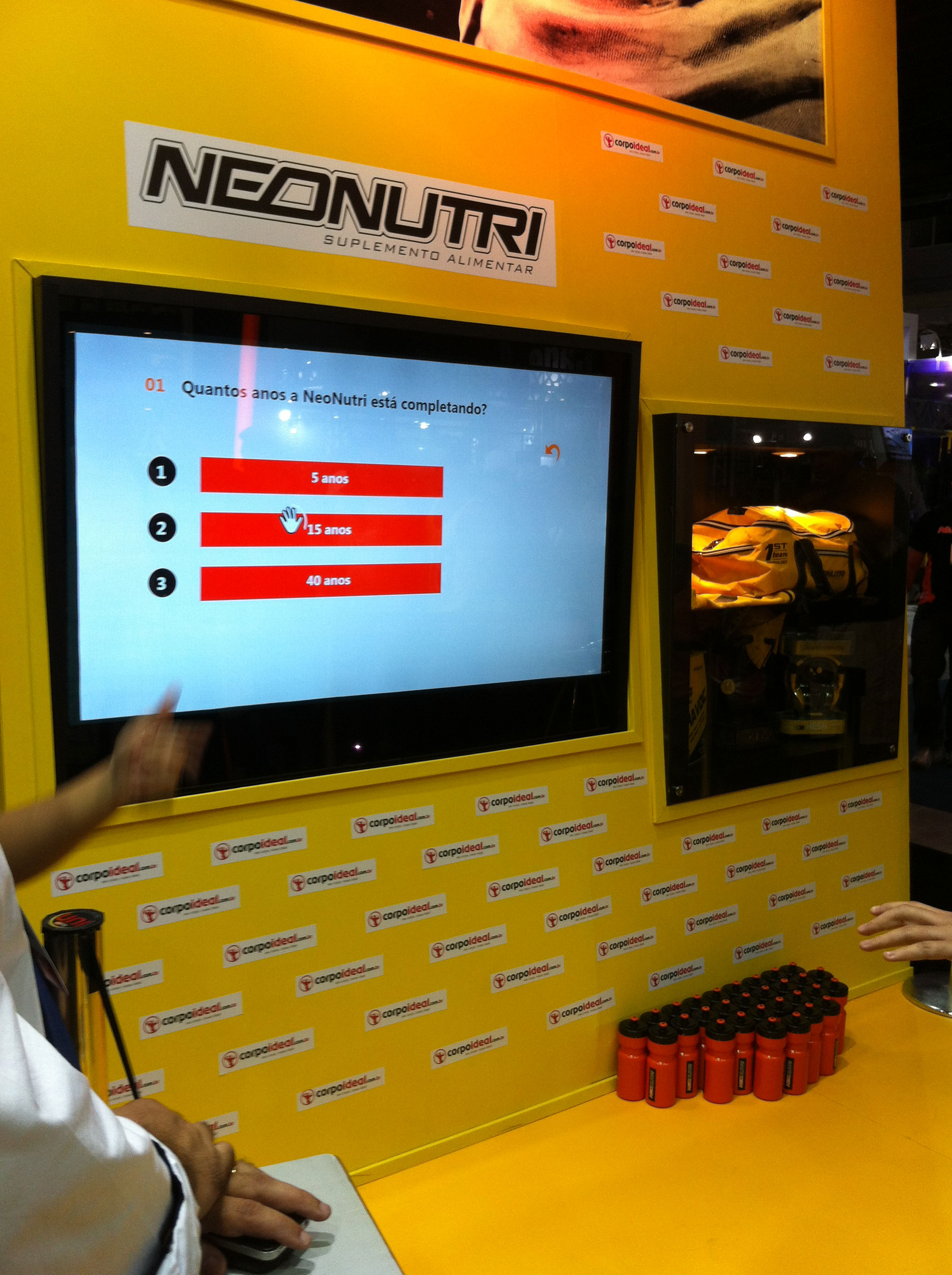 Stand NeoNutri Arnold Classic Brazil - Foto 13