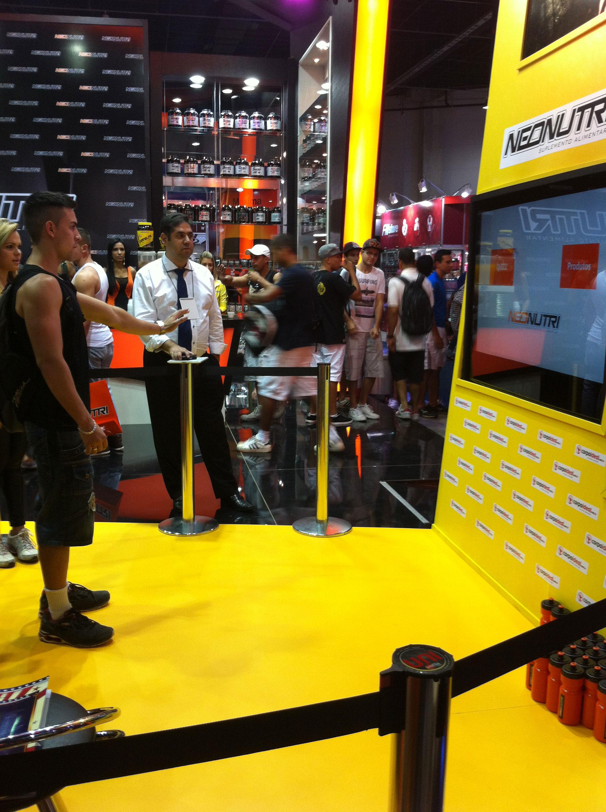 Stand NeoNutri Arnold Classic Brazil - Foto 15