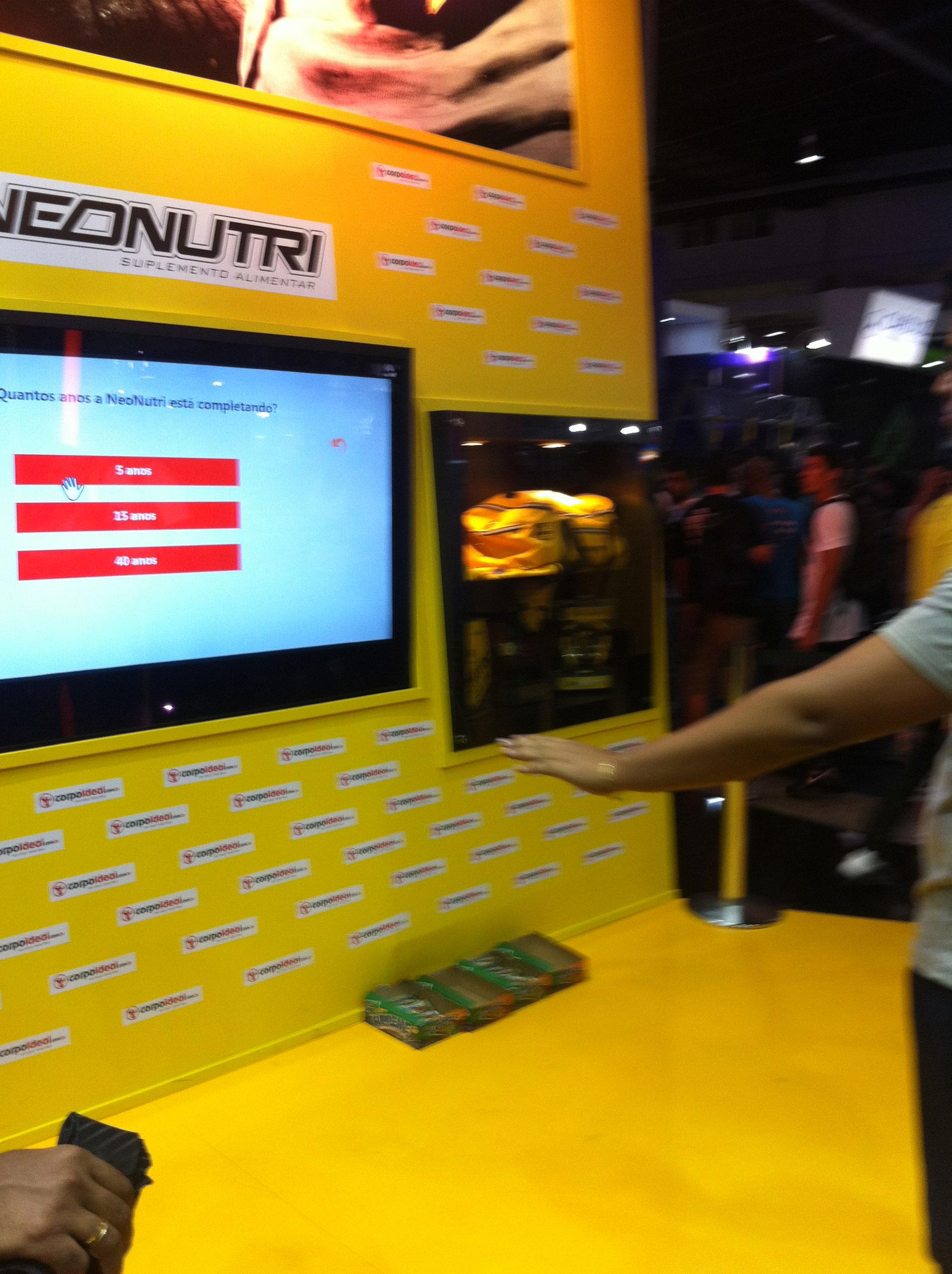 Stand NeoNutri Arnold Classic Brazil - Foto 17