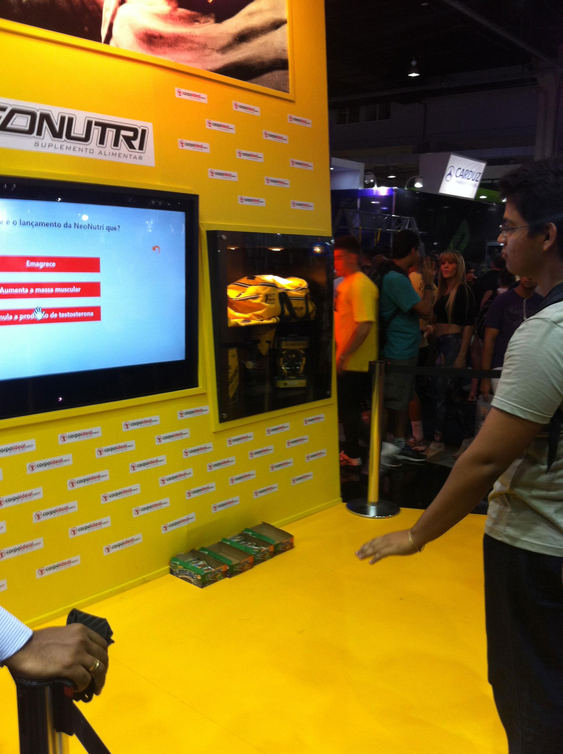 Stand NeoNutri Arnold Classic Brazil - Foto 18