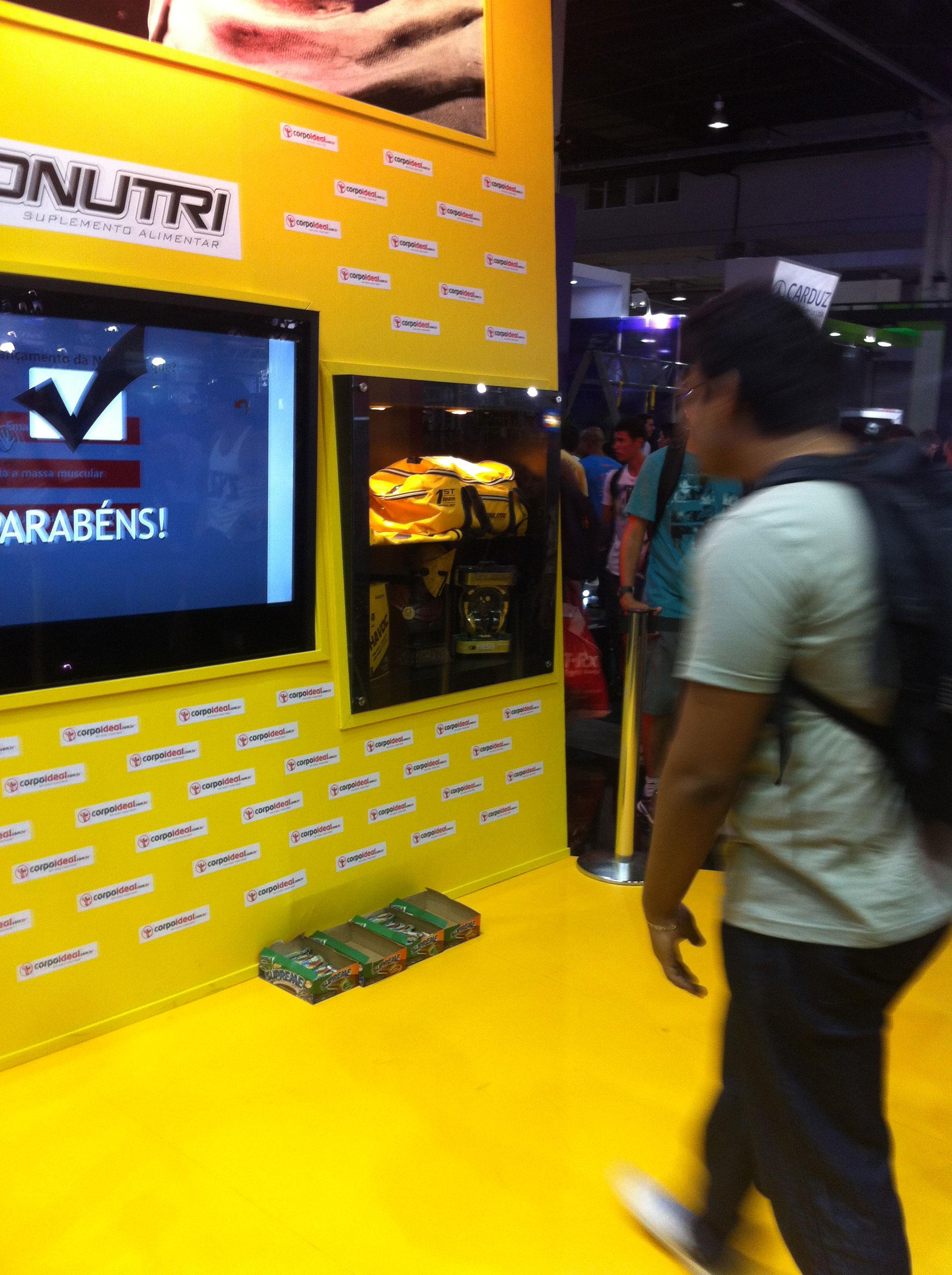 Stand NeoNutri Arnold Classic Brazil - Foto 19